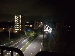 LEDの街灯は風情がないよね